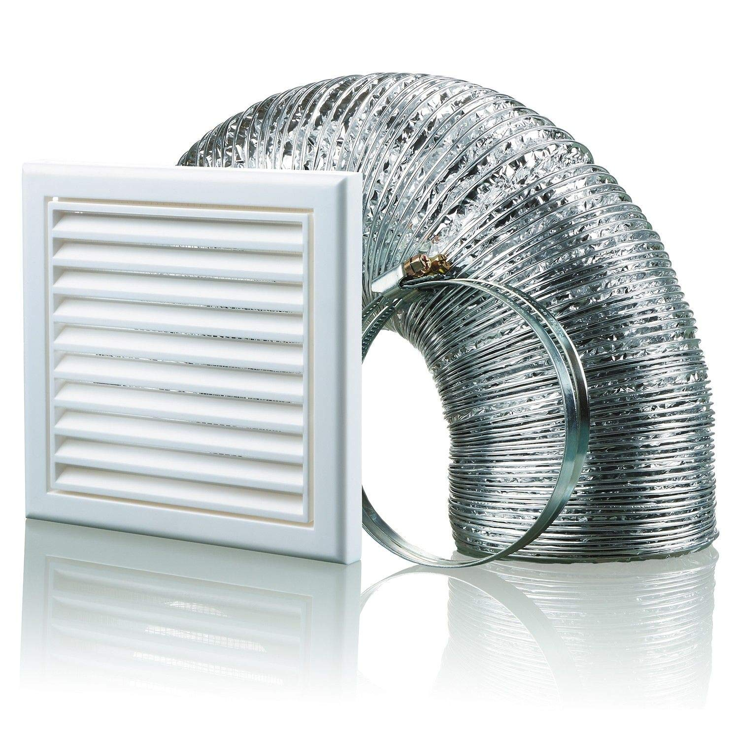 Blauberg Cooker Hood Duct Vent Kit Fan Extract 125mm White Buy Online In Cayman Islands Blauberg Products In Cayman Islands See Prices Reviews And Free Delivery Over Ci 60 Desertcart