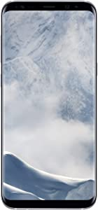 "Samsung Galaxy S8+, 6.2"" 64GB (Verizon Wireless) - Arctic Silver"