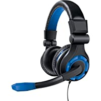 DreamGear GRX-340 Advanced Wired Gaming Headset for PlayStation 4 - Essentials Edition