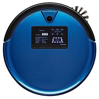 bObsweep PetHair Plus WPP56001CB Robotic Vacuum For Pet Hair