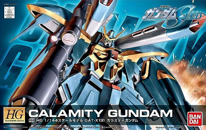 #01 Calamity Gundam 2552264 Bandai Spirits Hobby Full Mechanics 1//100 Mobile Suit Gundam Seed Bandai Hobby