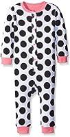 Petit Lem Baby Girls' Bodysuit-Glamdog Billionaire