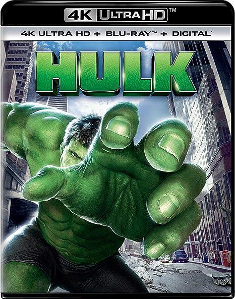 Amazon.com: The Hulk [Blu-ray]: Eric Bana, Jennifer Connelly ...
