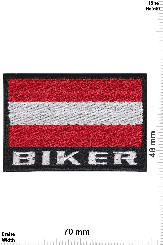 - L/änder Aufn/äher Embleme B/ügelbild Aufb/ügler /Österreich Austria Iron On Patches Patch-Iron-Flagge /Österreich