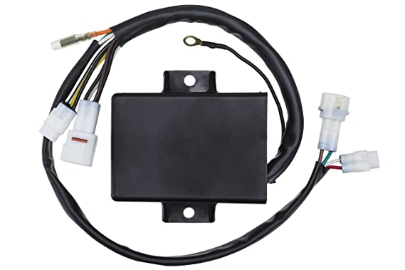 Amazon.com: CDI Box for Yamaha YFM 350 Warrior OEM Repl. # 3GD-85540-30-00 - DZE 1563: Automotive