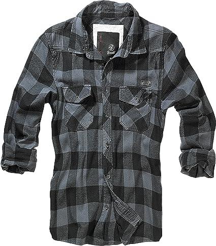 Brandit Check Shirt Camisa para Hombre: Amazon.es: Ropa y accesorios