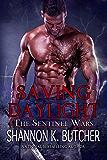 Saving Daylight (The Sentinel Wars Book 11)