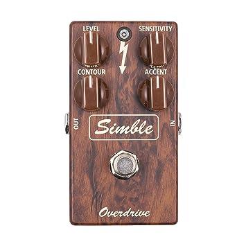 Mad Professor Simble Overdrive · Pedal guitarra eléctrica: Amazon.es ...
