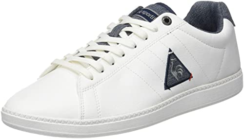Le Coq Sportif Courtcraft S Lea2 Tones, Baskets Basses Homme