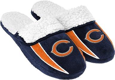 FOCO NFL Logo Baby Bootie Slipper