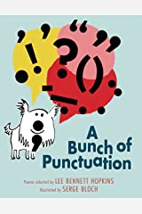 A Bunch of Punctuation Hardcover