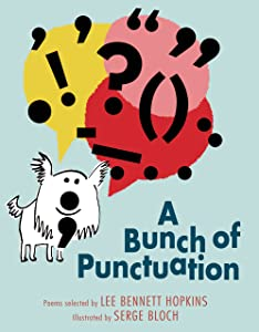 A Bunch of Punctuation