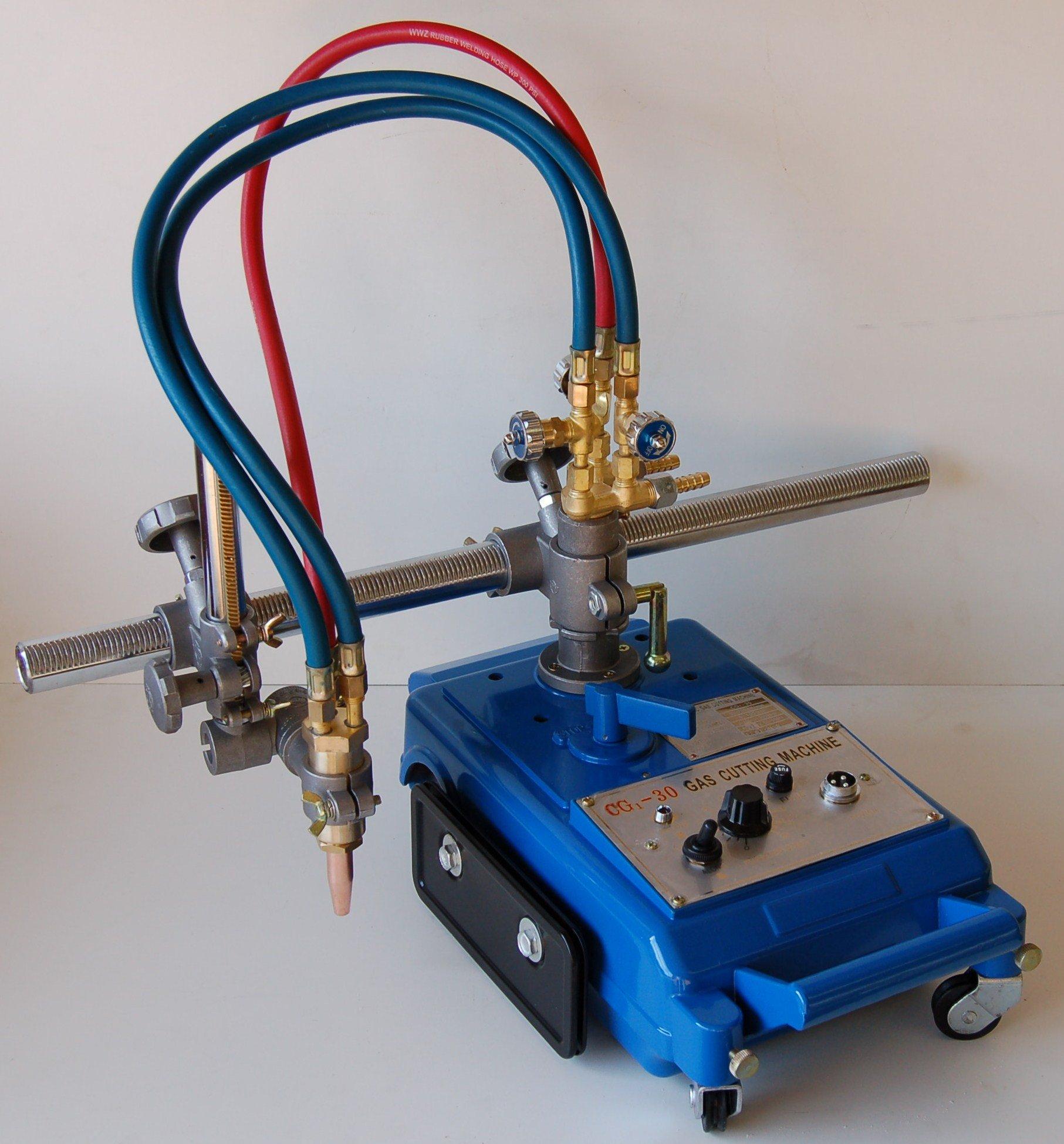 CG-30 Track Torch - Metal Cutting Track Burner by BLUEROCK ® Tools
