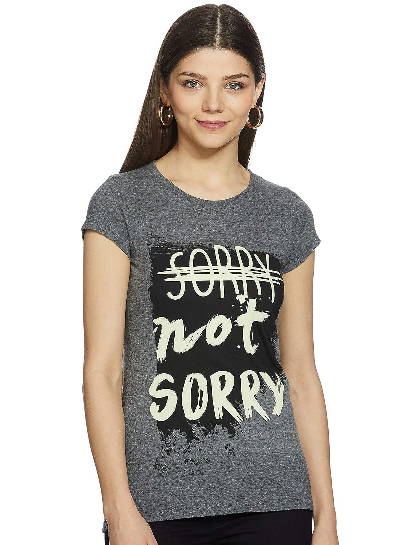 2d17ed8ca55 People Women's Slogan T-Shirt