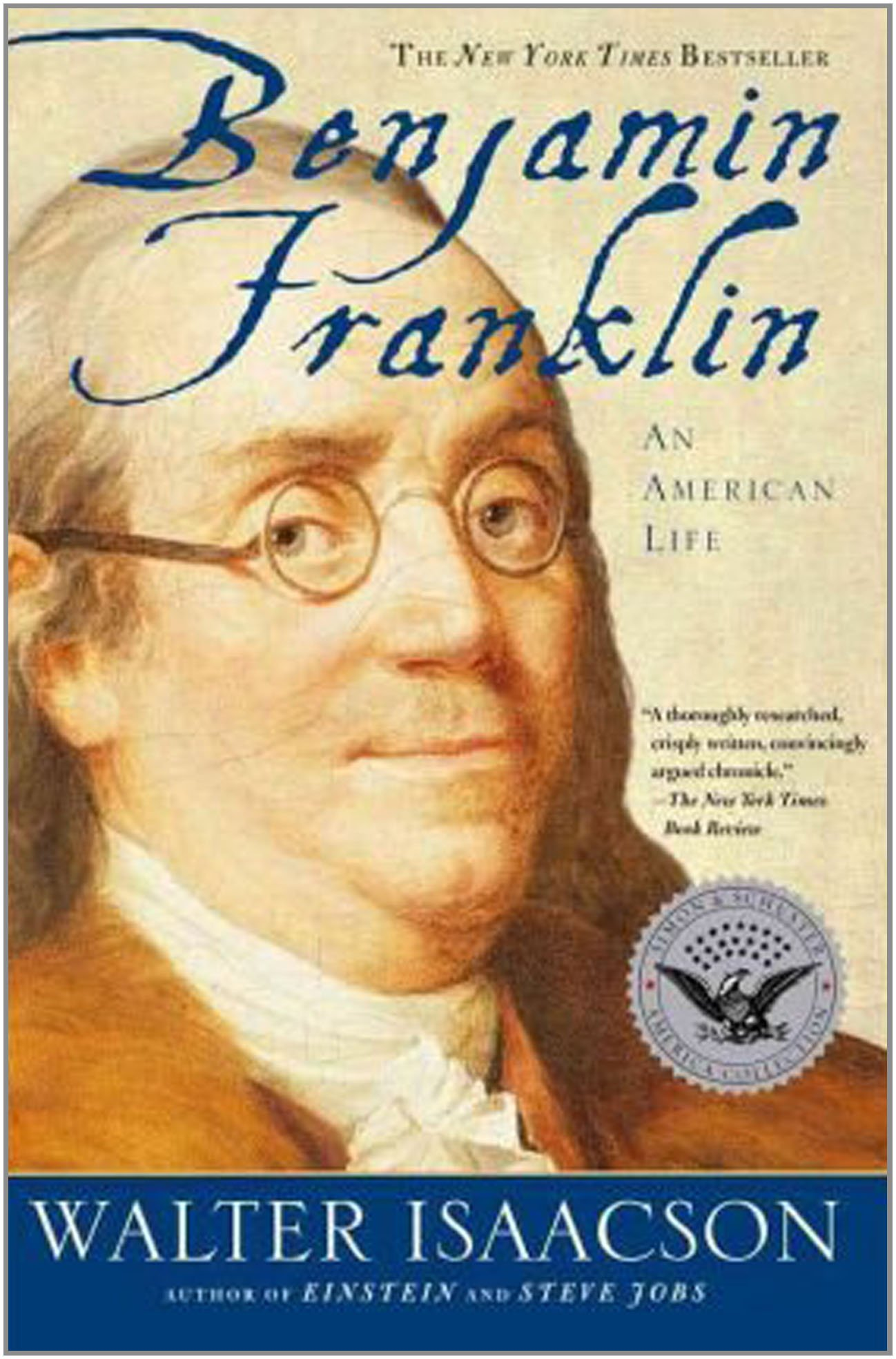 amazon com benjamin franklin an american life  amazon com benjamin franklin an american life 8601400226605 walter isaacson books