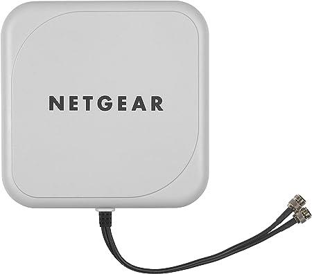 Netgear ANT224D10-10000S - Antena ProSAFE de 10 dBi (Interior y Exterior, garantía de Hardware de 1 año)