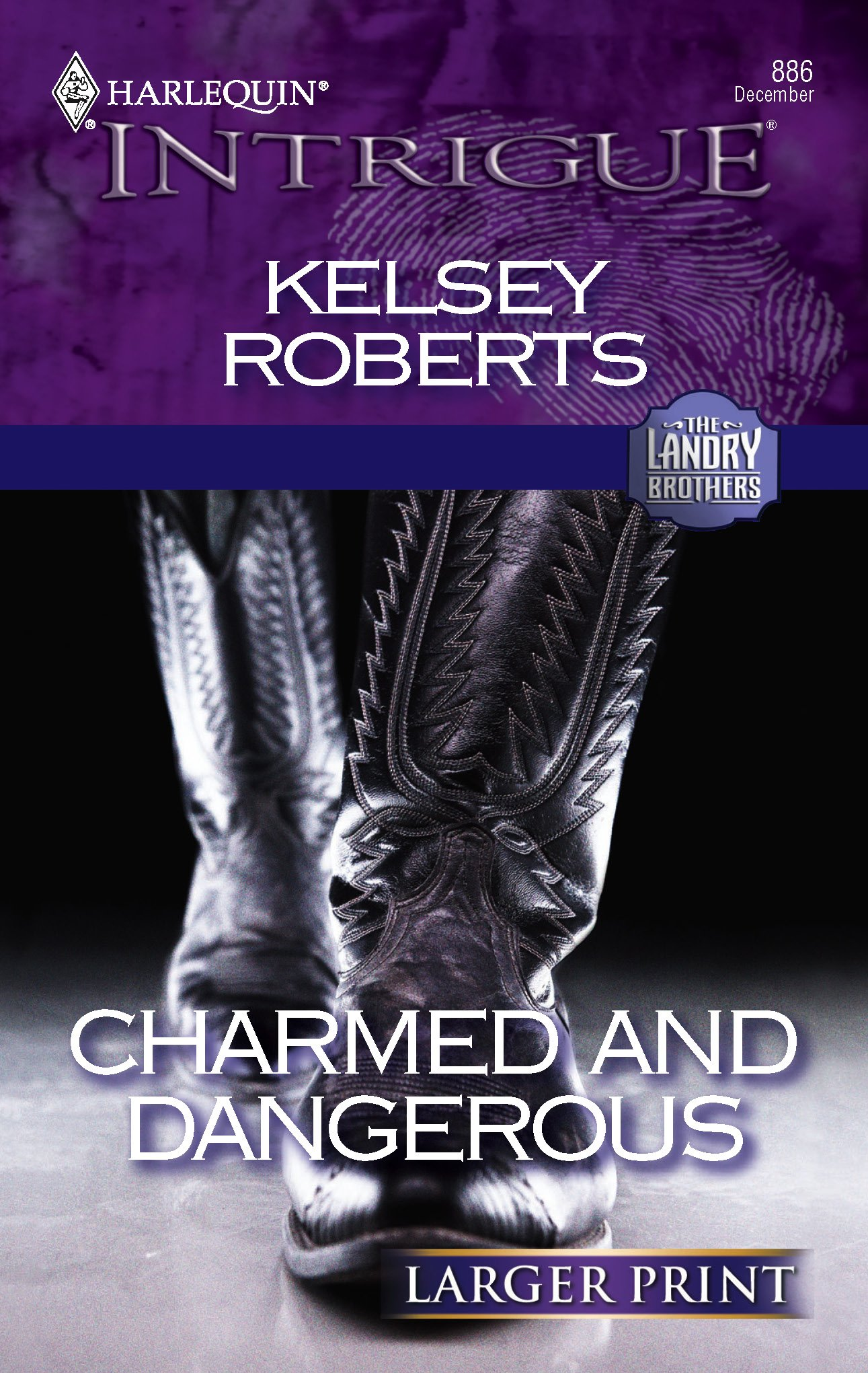 Download Charmed and Dangerous (The Landry Brothers) pdf