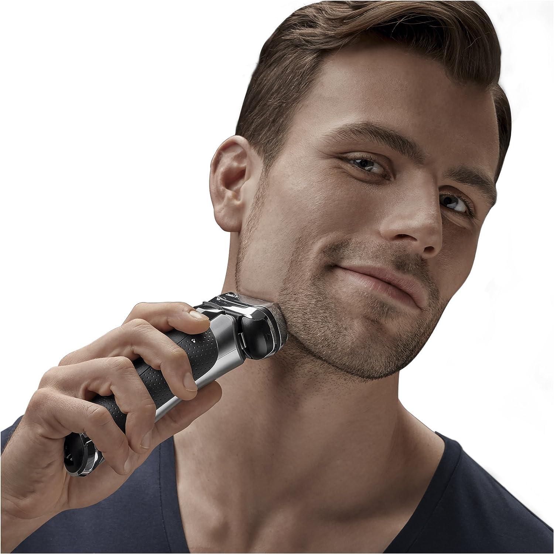 Braun Series 9 9296cc Wet&Dry - Afeitadora Eléctrica para hombre ...