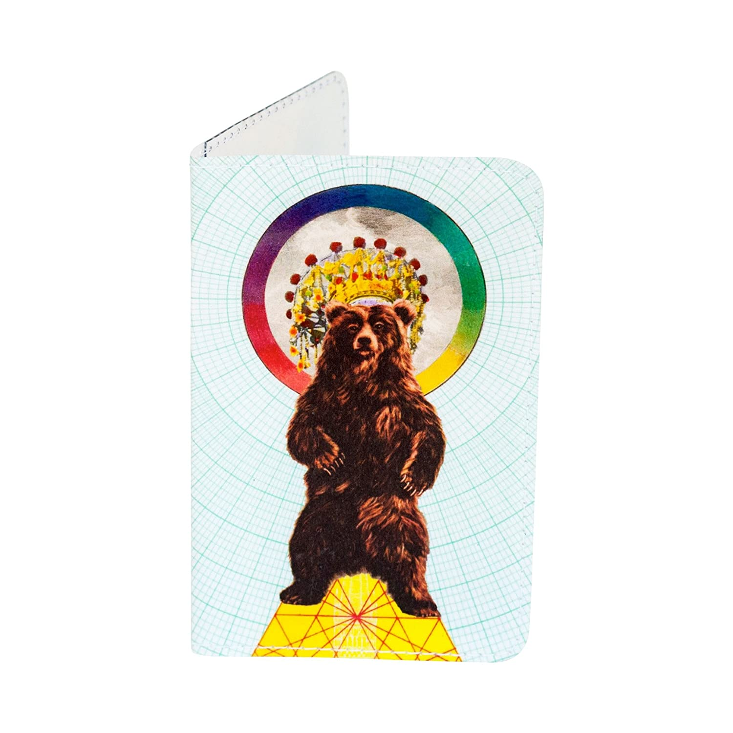 Magical Bear Gift Card Holder & Wallet GCH-2315A