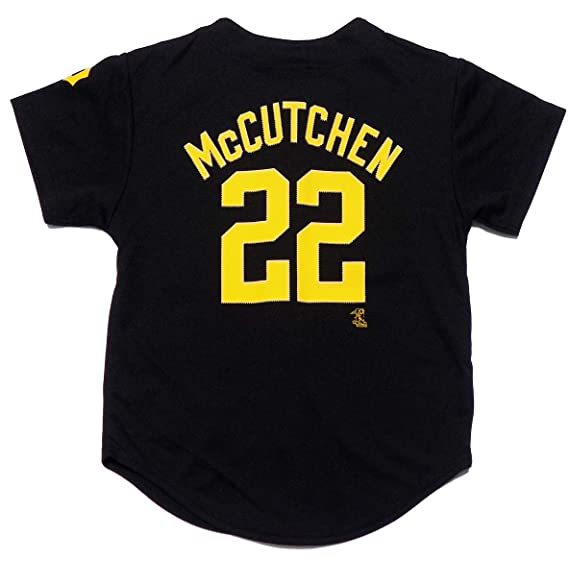 cheaper fb1d4 51a99 Amazon.com: Outerstuff Andrew McCutchen Pittsburgh Pirates ...