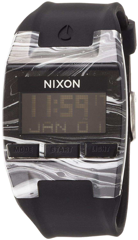 [ニクソン]NIXON COMP: MARBLED BLACK/WHITE NA4082193-00 メンズ 【正規輸入品】 B017KBBDE8MARBLED BLACK/WHITE