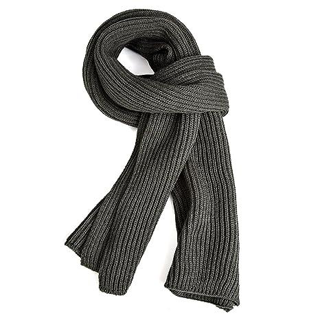 Echarpe chaude d automne et d hiver, VICWARM Écharpe en fil de tricot 4ce2f851e218