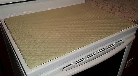 Amazon.com: Cubierta acolchada y protector para la tapa de ...