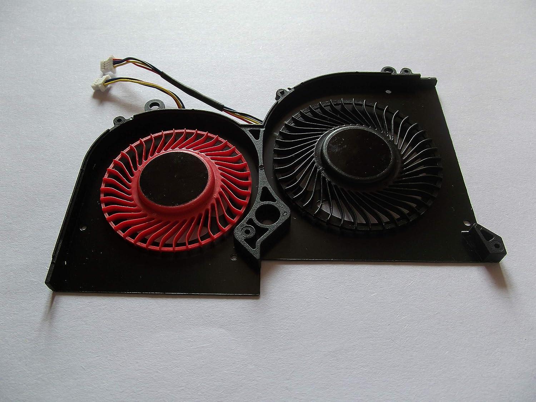 Ventilador de Repuesto para Ordenador portátil MSI GS65 GS65VR MS ...