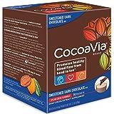 CocoaVia Sweetened Dark Chocolate, 30 Count