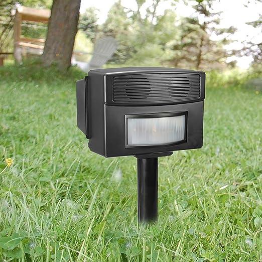 6 opinioni per Repellente Ultrasuoni,[Versione Lusso]Drillpro Ultrasonic Animal Repeller