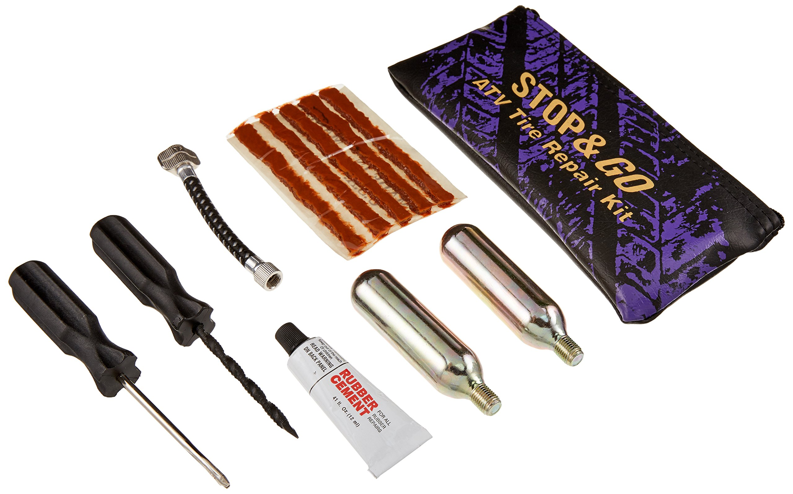 Stop & Go 8065 ATV Tire Repair Kit