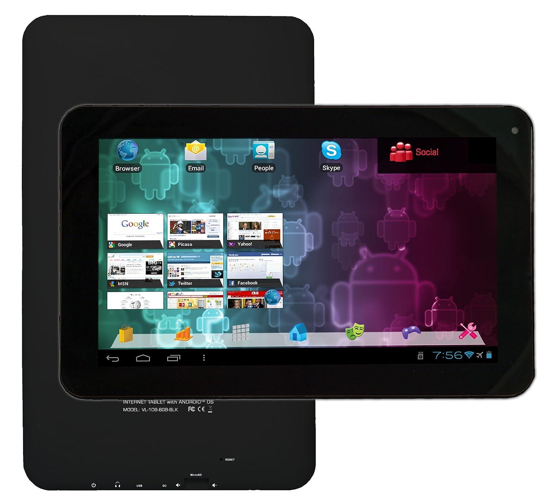 Visual Land Connect 9 8GB Black - Tablet (Minitableta, IEEE ...