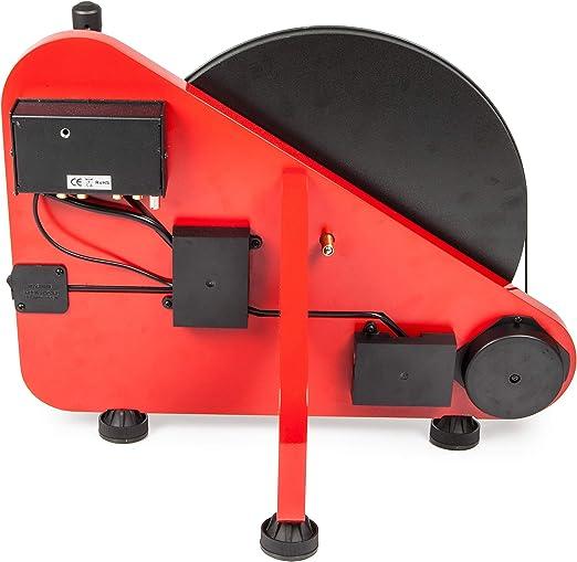 Pro-Ject VTE Bluetooth Tourne-Disque /à positionnement Verticale Droite Rouge