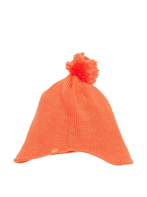 f804a58d11800 Image Unavailable. Image not available for. Color  Nike Womens Golf Pom Pom  Knit Hat ...