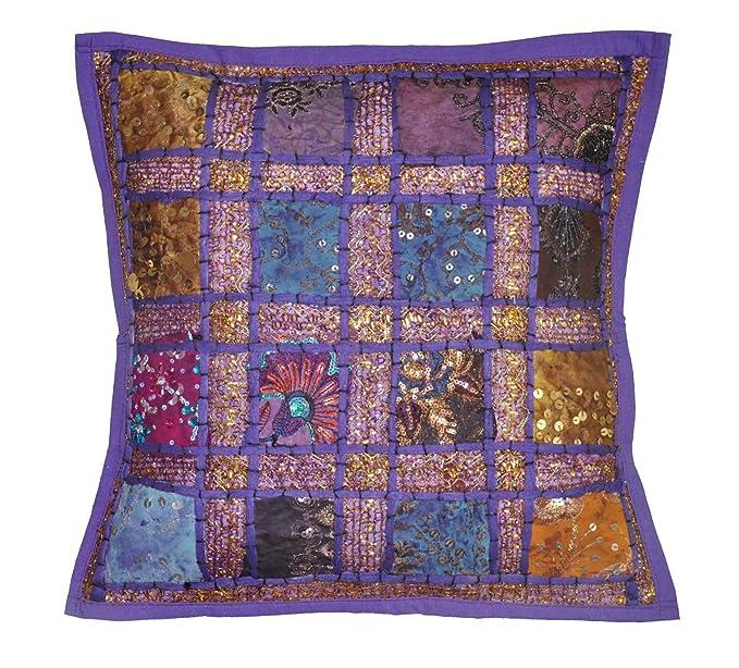 Amazon.com: Indian Diseño Tradicional hecho a mano ...