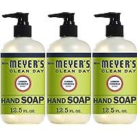 3-Pack Mrs. Meyers Clean Day Hand Soap Lemon Verbena 12.5oz