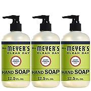 Mrs. Meyer´s Clean Day Hand Soap, Lemon Verbena, 12.5 fl oz, 3 ct