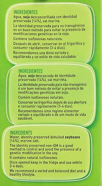 Yosoy - Bebida de soja - Sin azúcar añadido - 1 l: Amazon.es: Alimentación y bebidas