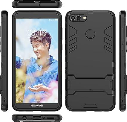 OFU?Para Huawei Honor 10 Smartphone, Híbrido Caja de la Armadura ...