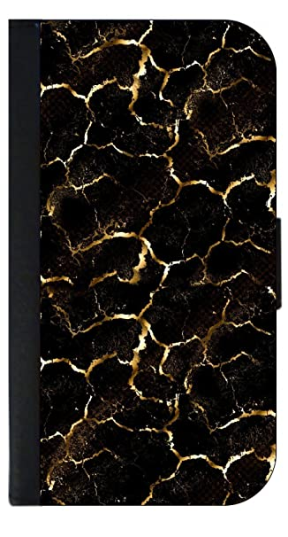 Amazon com: Crackle Print Phone Case Compatible with the