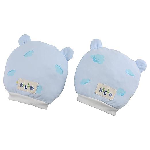 04264ea36fe Amazon.com  RIELD Baby Unisex Caps-Cotton Infant Hat for 0-12 Months ...