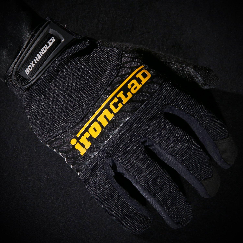 Ironclad Box Handler Work Gloves BHG-04-L, Large by Ironclad (Image #5)