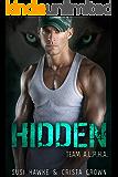 Hidden: An MM Mpreg Romance (Team A.L.P.H.A. Book 6)