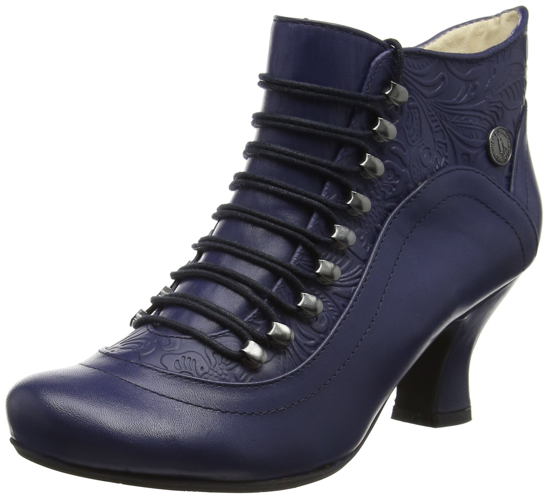 Navy Blue Hush Puppies Shoes