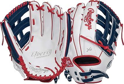 Sports & Outdoors Rawlings Liberty Advanced Softball Glove Series Team Sports