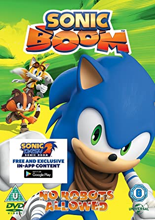 Amazon com: Sonic Boom: Series 1: Movies & TV