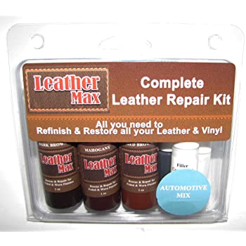 Amazon Com Atg Leather Car Seat Full Repair Kit Tears