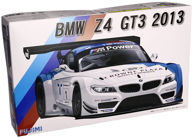 24.1 Echt Sports Car Series No.0 BMW Z4 GT3 2013