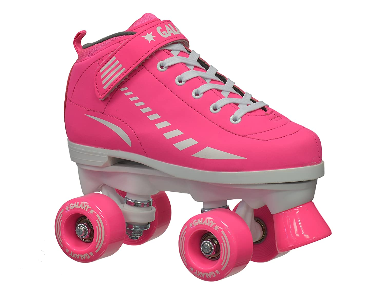 Quad roller skates amazon - Amazon Com Epic Skates Epic Galaxy Elite Pink Quad Roller Skates Juvenile 13 Sports Outdoors