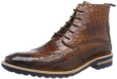 new concept fc1d6 ebe1c Melvin & Hamilton Herren Eddy 10 Klassische Stiefel